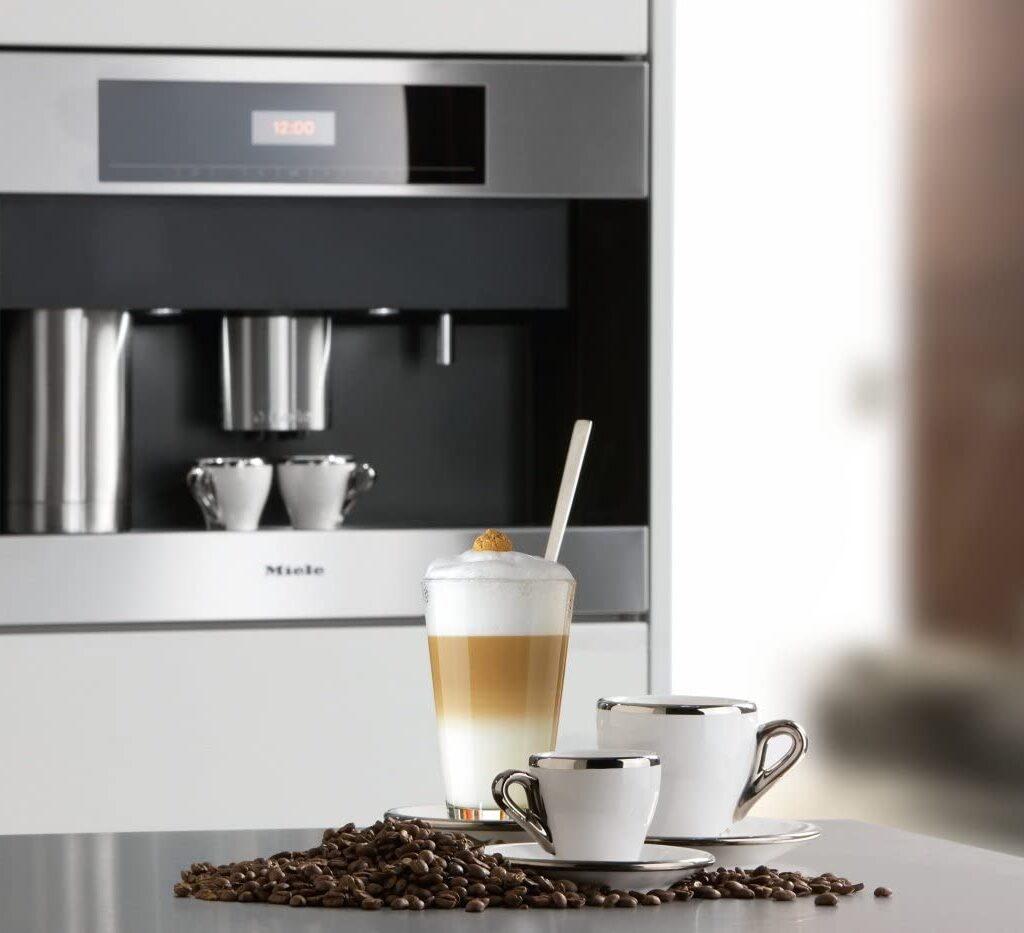 ACHAT/ACHETER MACHINE A CAFE MIELE ENCASTRABLESYSTEME GAIN CVA7440